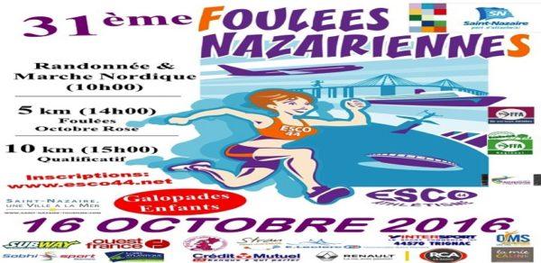 Foulées Nazairiennes 2016