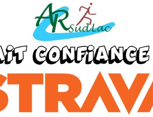 Rejoignez l'ARSL sur Strava !
