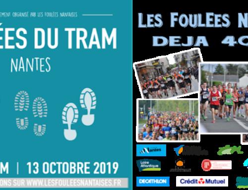 Inscriptions Foulées du Tram 2019