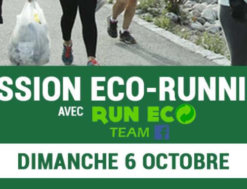 L'AR Sud Lac organise une session Eco Run !