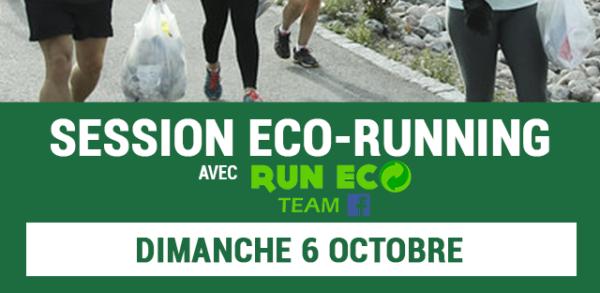 Session eco-running avec Run Eco Team