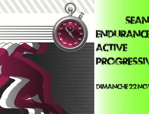 Séance Endurance Active Progressive