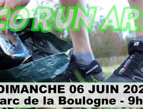 L'AR Sud Lac organise une session Eco Run !